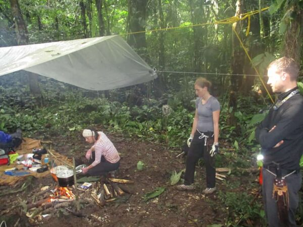 Expedition Medicine in the Jungle