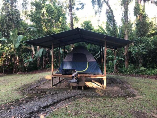 Jungle Medicine Base Camp