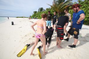 Dive and Marine Medicine course in the Maldives