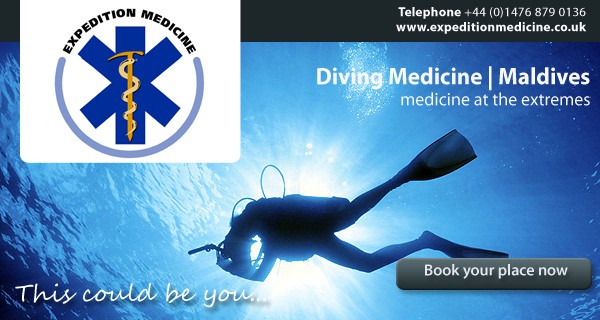 Diving & Marine Medicine Course, Maldives