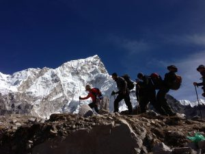 Mountain Medicine course - Everest ER