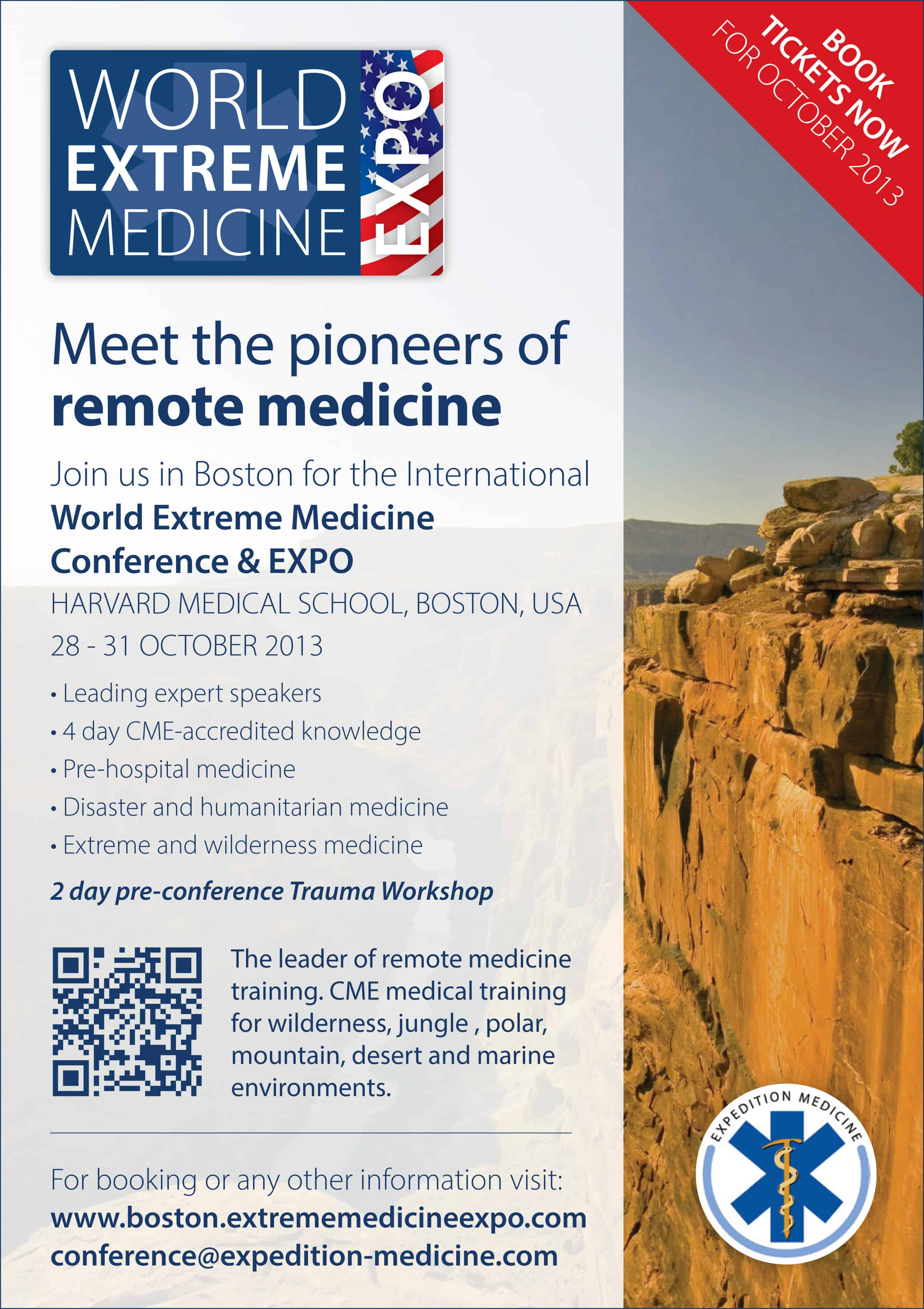 Extreme Medicine Conference