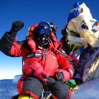 Prof. Chris Imray on Everest