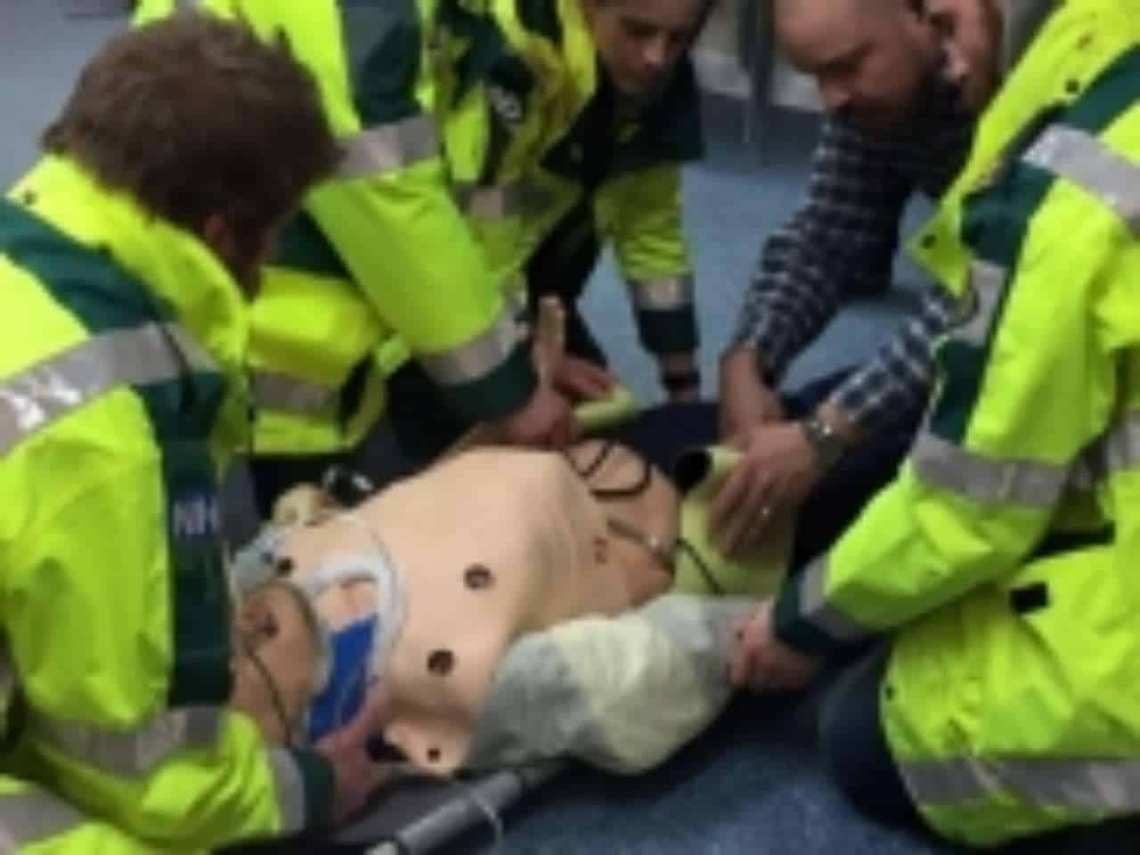 Pre-hospital Trauma Care Workshop, 12 CPD | Manchester | October 2019