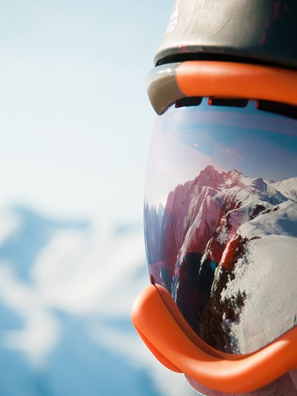 Medicine and Skiing in the Italian Alps