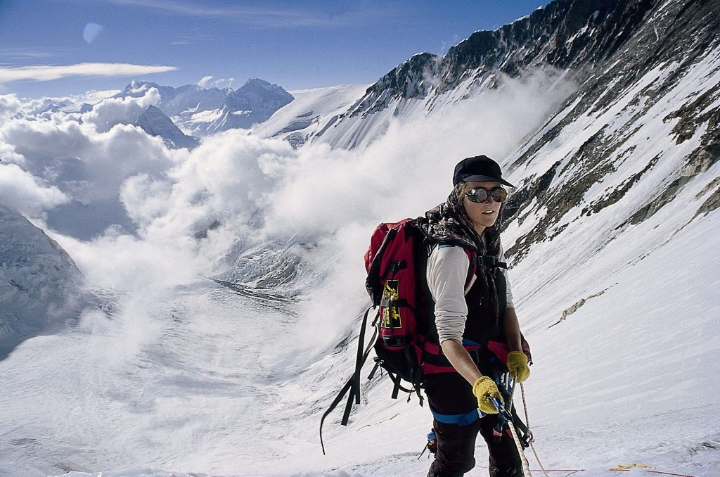 Everest Summiteer Cathy O'Dowd