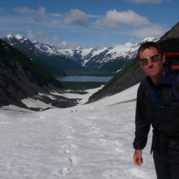 Dave Pearce, outdoor survival expert