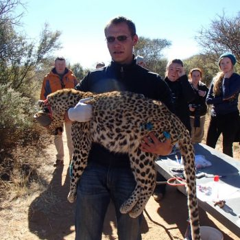One Medicine Conservation Course in Namibia
