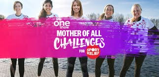 Event Medic back up for Sport Relief Challenges