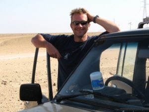 Expedition Medicine in Namibia