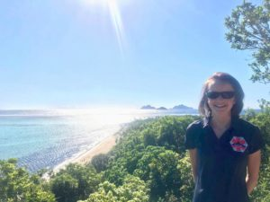 Dr Millie Wood Remote Medicine in Fiji