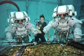 Aquarius Reef Base is the training base for NASA NEEMO
