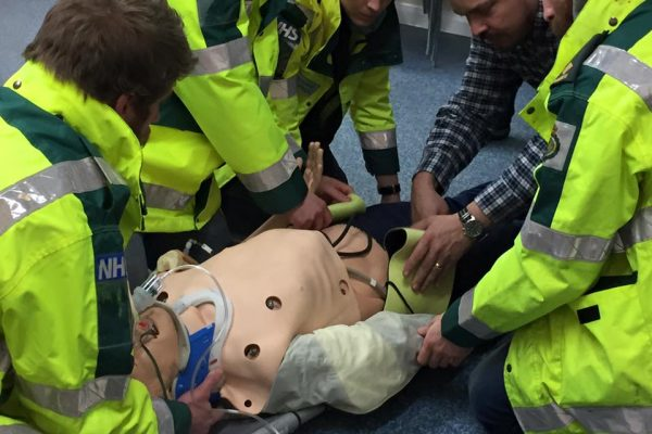 Paediatric Trauma and Acute Care course