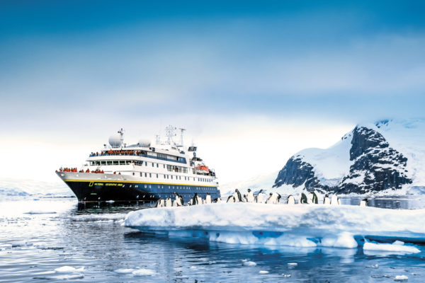 National Geographic Explorer ship
