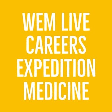 Expedition Medicine Careers