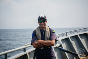 Arav Gupta, Ships Medical Officer